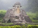 China  Fujian Province  Quanzhou  Statue of Lao-Tzu