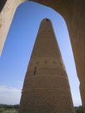 China  Silk Road  Xinjiang Province  Turpan  Emin Minaret