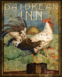 Rooster Sign I