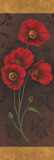 Red Poppy Panel II