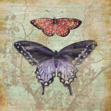 Vintage Butterflies IV