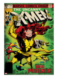 Marvel Comics Retro: The X-Men Comic Book Cover 135  Phoenix (aged)