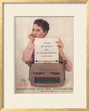 Remington  Secretaries Typewriters  USA  1950