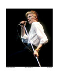 David Bowie Boston Garden 1976