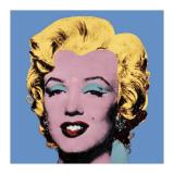 Shot Blue Marilyn  c1964