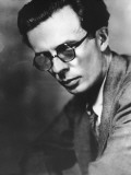 Portrait of Writer Aldous Huxley