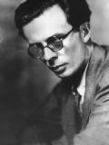 Portrait of Writer Aldous Huxley