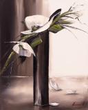 Bouquet Blanc I