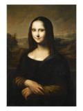 Copie de la Joconde de Leonard de Vinci