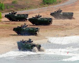 Assault Amphibious Vehicles (AAV) United States Marine Corps