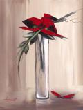 Les Fleurs Rouges I