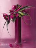 Bouquet Violet II