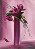 Bouquet Violet I