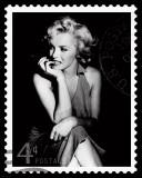 Movie Stamp IV Reproduction d'art par The Vintage Collection