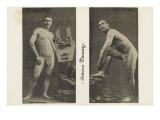 Adrien Deriaz la santé par le sport N°33 8  1913   leveur de poids
