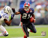 CJ Spiller 2010 Action