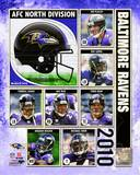 2010 Baltimore Ravens Team Composite