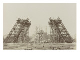 Album on the Work of Construction of the Eiffel Tower