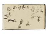 Album : Têtes caricaturales et animaux