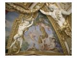 Appartements d'été de la reine Anne d'Autriche : Salle des Saisons ou antichambre : l'Eté