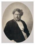 Alexandre Dumas père en costume russe