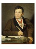 Alexandre Lenoir (1761-1839)  archéologue  conservateur du Musée des Monuments Français