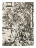 Apocalypse selon Saint Jean - Saint Jean dévorant le Livre de Vie