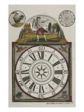 Cadran d'horloge