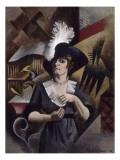 Alice au grand chapeau
