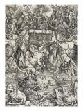 Apocalypse selon Saint Jean - Les 7 anges jouant de la trompette