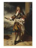 Anne-Hilarion de Costentin  comte de Tourville  maréchal de France (1642-1701)