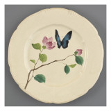 Service Anonyme-Rousseau : assiette plate