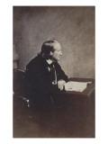 Alfred de Vigny  Académie française en 1845
