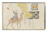Album : Etudes d'après des figures orientales et des motifs décoratifs