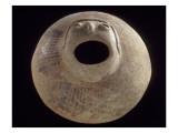 Anthropomorphic Vessel Probably Representing a Singer