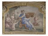 Appartements d'été de la reine Anne d'Autriche : Salon de la Paix