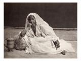 Danseuse (nautch) de Cachemire