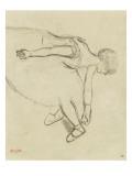 Danseuse en quatrième position