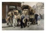 Les livreurs de farine