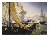 Episode de l'expédition du Mexique en 1838