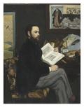 Emile Zola (1840-1902)  écrivain