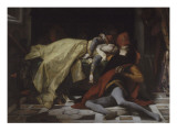 Mort de Francesca de Rimini et de Paolo Malatesta