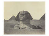 Egypte  le Sphinx