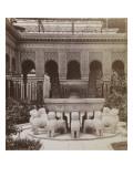 Crystal Palace : Cour des Lions de l'Alhambra de Grenade