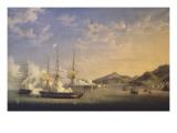 Episode de la guerre d'Espagne en 1823