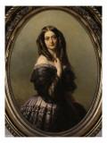 Claire-Emilie Mac-Domell  vicomtesse Aguado  seconde marquise de Las-Marismas (1817-1905)