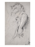 Copie d'après une statue antique (Faune Barberini)