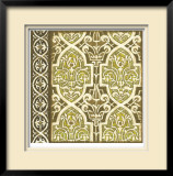 Burnished Arabesque I