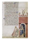 Divine Comédie de Dante  L'Enfer avec un commentaire de Fra Guido de Pise