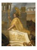 Entrée d'Alexandre le Grand dans Babylone ou Le triomphe d'Alexandre